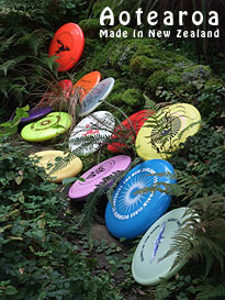 Aotearoa New Zealand Disc Golf