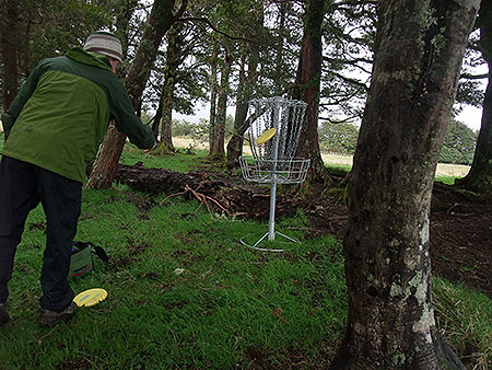 Disc Golf New Zealand