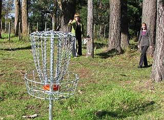Disc Golf NZ