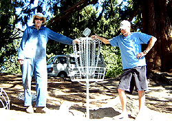 Disc Golf Queenstown