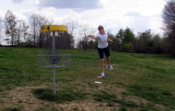Disc Golf in Memphis